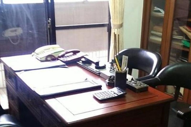 已故監察院長王作榮與大法官范馨香伉儷故居改為紀念館開放參觀。(網友臉書提供)
