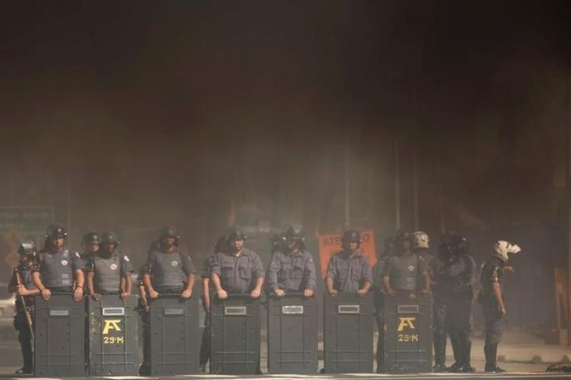 一場世界盃,讓巴西社會相互憎恨殘殺(美聯社)