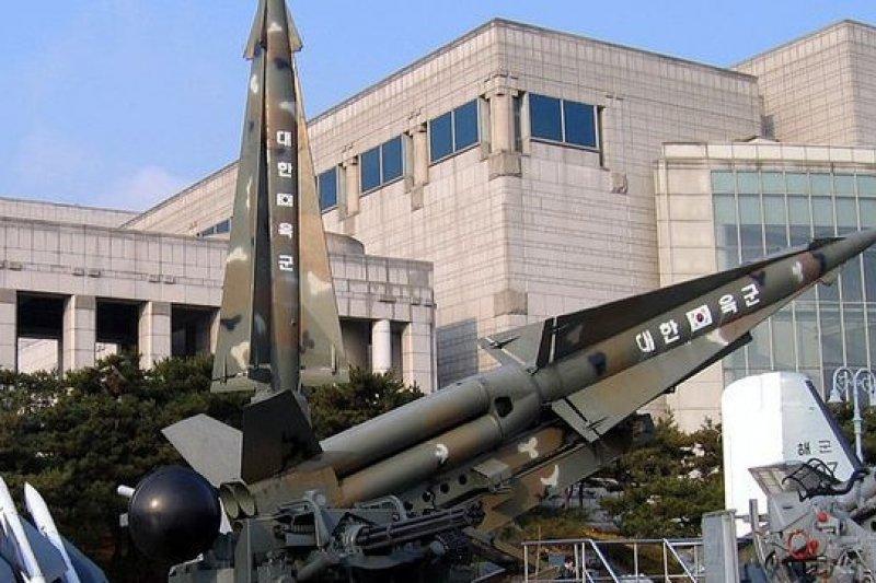南韓自製「玄武3型」(圖片來源:Before It