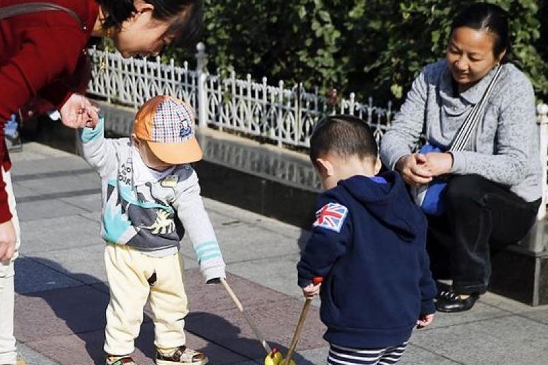 中國有望鬆綁生育政策。(圖片來源:中新網)