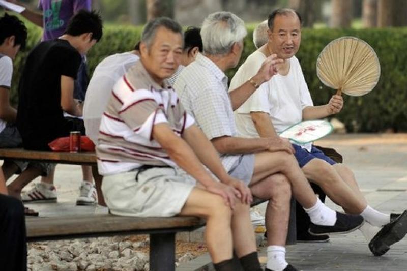 中國已經是全世界老年人口最多的國家。(圖片來源:取自網路)