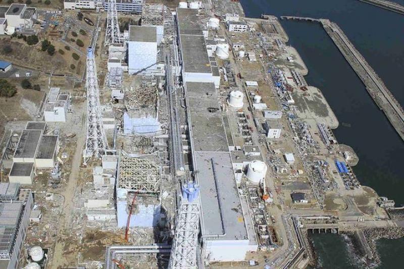 福島核災是1986年轍諾堡事件以來最嚴重的核災,圖片來源:網路