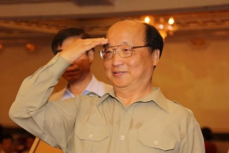 台中市長胡志強11日表示,如果損及台灣主權尊嚴,目前全力爭取的2019東亞青運寧可不要。(取自胡志強臉書)