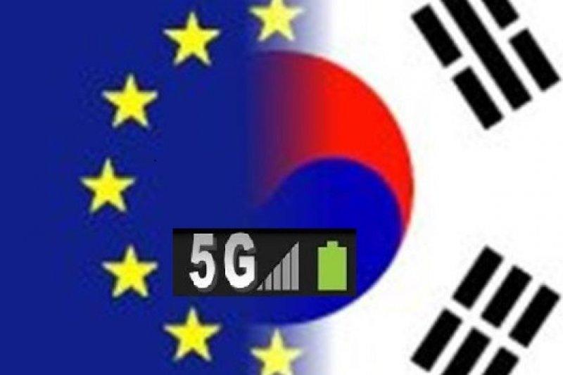 歐盟希望能在2021年前升級5G。(取自網路)