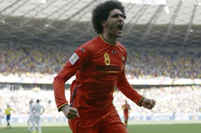 比利時不負歐洲紅魔鬼稱號,2比1力克阿爾及利亞(美聯社)