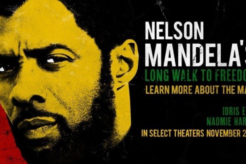 5日逝世的南非前總統曼德拉,數十年來影響許多文學、音樂、電影等藝術作品。(圖片來源:取自網路)