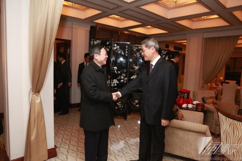 中國國台辦主任張志軍將於25日拜訪台灣,隨後展開4天相當密集的訪問行程,並進行二次王張會。(資料照片,陸委會提供)