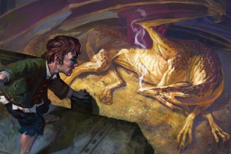 《哈比人》(The Hobbit)系列故事中的反派普遍飲食不均衡,可能導致維生素D不足。(圖片來源:取自網路)