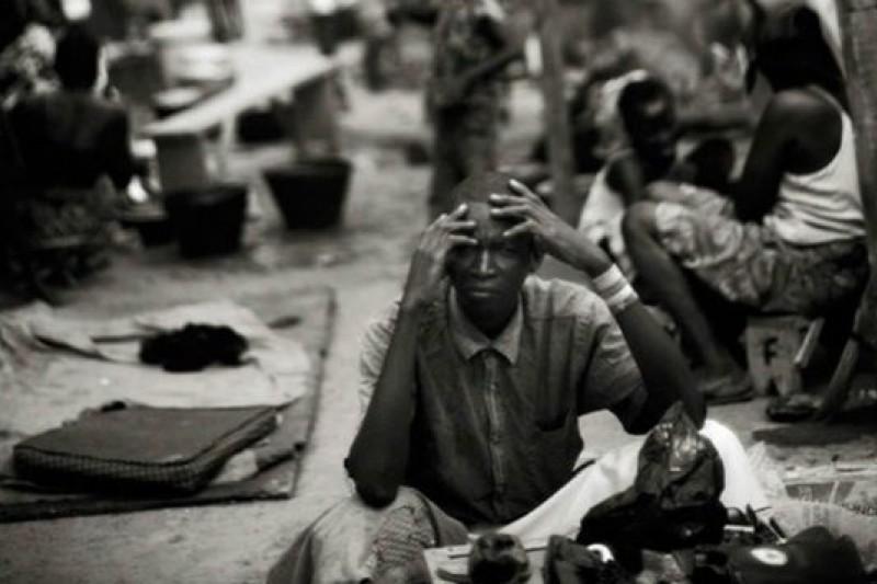 二次世界大戰結束後,全球被迫流離失所的民眾首次突破5000萬人。(UNHCR)