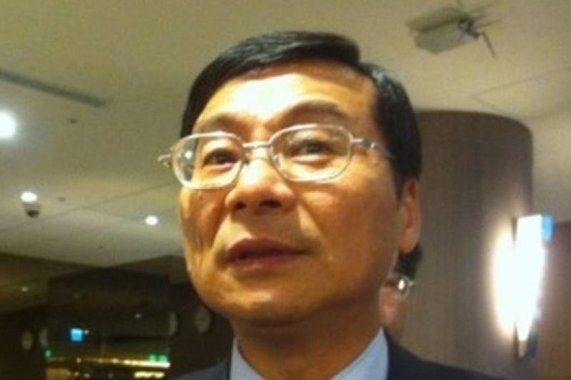 金管會主委曾銘宗22日表示,比特幣不能在台交易。(資料照,吳逸驊攝)