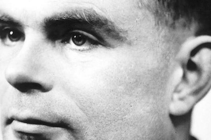 英國王室以皇家赦免權為英國科學家杜林(Alan Turing)平反其罪名。(圖片來源:取自網路)