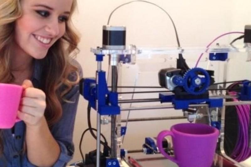 3D列印能製造出複雜、客製化的物品,圖片來源:網路
