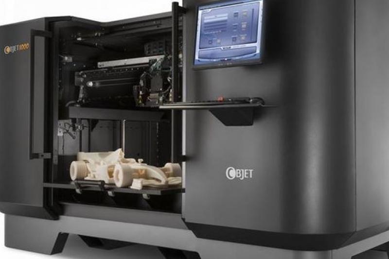 中國3D列印市場呈現一頭熱的狀態,很有可能會重蹈當年錯估太陽能產業的覆轍(取自網路)