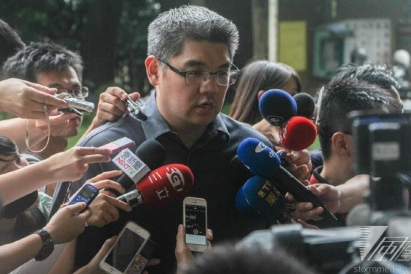 日前一句「鄭成功來過台北」的說法,國民黨台北市長參選人連勝文引來網友笑罵。(資料照片,葉信菉攝)