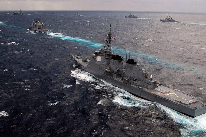 日本海上自衛隊金剛型護衛艦(維基百科)