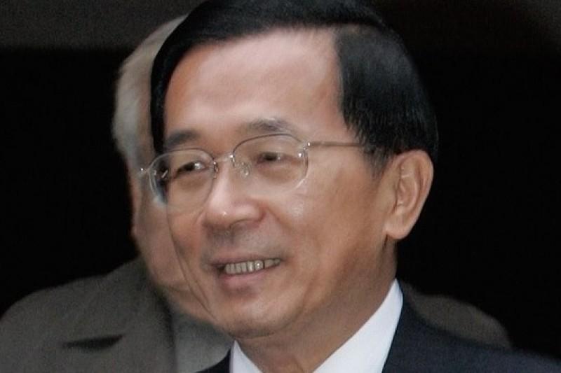 陳水扁曾對前往探監的友人表示,如果自己也有一個趙四,就不會變成今天這樣的地步。(吳逸驊攝)