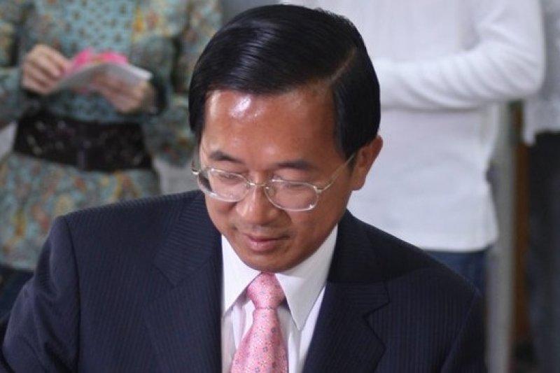 醫師透露,陳水扁與吳淑珍在健康上互相支撐,若一方先走,將對留下來的一人產生極大的不利影響。(吳逸驊攝)