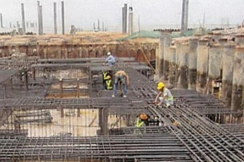 台塑越鋼廠能否如期完工,恐成為影響王文淵是否退居幕後的變數。(取自台塑河靜鋼鐵公司網站)