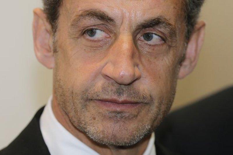 官司纏身、宦途坎坷的法國前總統薩科齊。(美聯社)