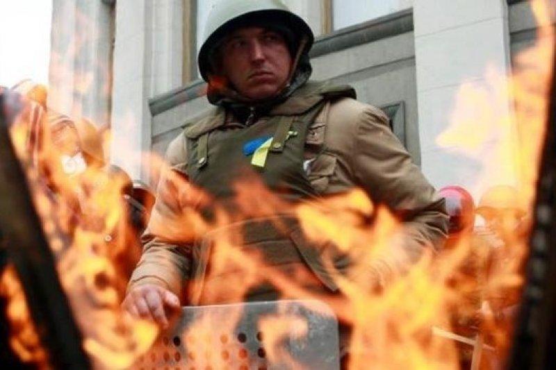 烏克蘭危機標誌新冷戰時代的開啟?(取自騰訊大家網)