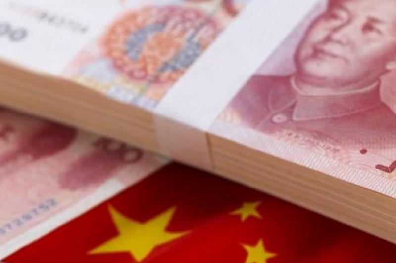 中國擴大人民幣匯率浮動空間,也暗示人民幣趨貶。(取自網路)