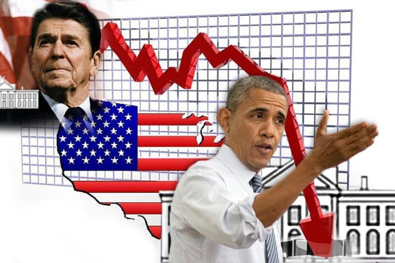 WSJ周年社論:重申反對歐巴馬大政府的改革方向。(圖片來源:美聯社、網路,風傳媒重製)