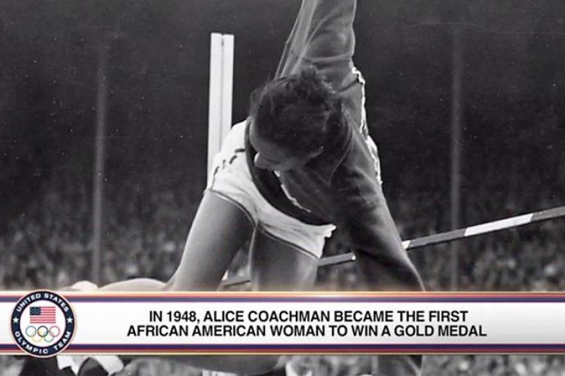 科奇曼錯失2次奧運比賽,終於在1948年奪得倫敦奧運跳高金牌。(取自網路)