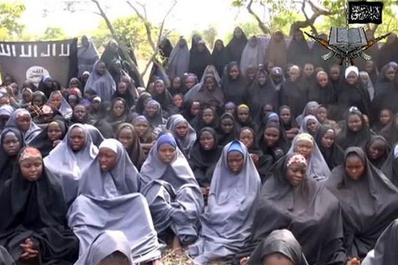 奈及利亞200多位遭恐怖組織綁架的女學生,命運難料。(美聯社)