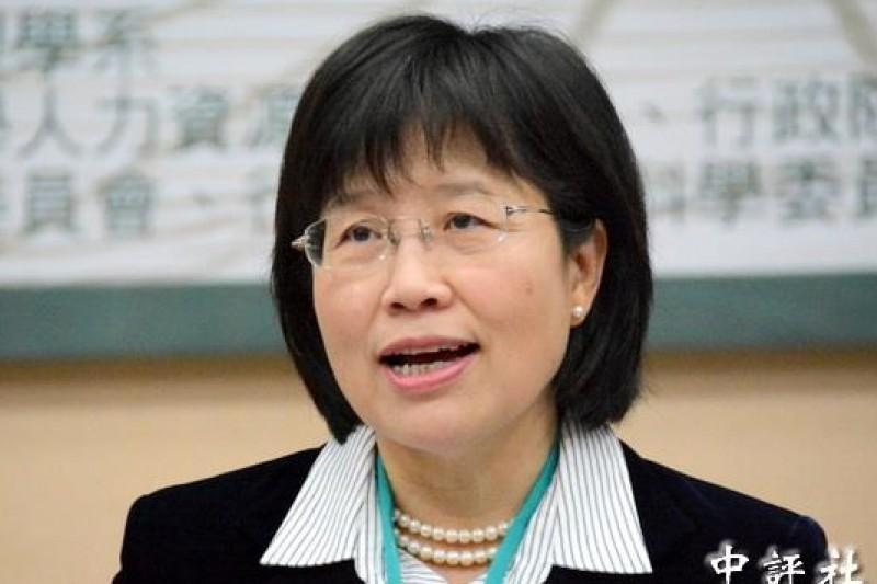 台南大學校長黃秀霜在前年和去年兩年間17所大學校長遴選,她總計擔任了9所大學的遴選委員,或以部派遴選委員身分,或以社 會公正人士。(取自中評社)
