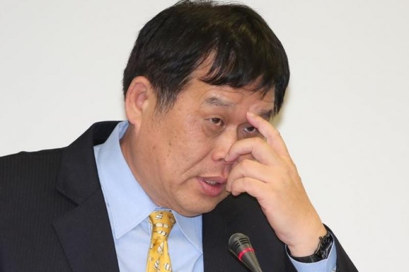 勞動部長潘世偉爆發不倫戀,24日請辭獲准。(資料照片,余志偉攝)