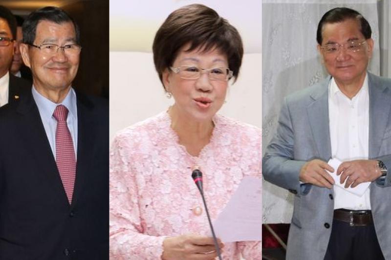 馬習會既已破成,馬英九總統對十一月北京召開的APEC領袖會議特使人選,有沒有別出心裁的可能?(余志偉、林韶安攝)