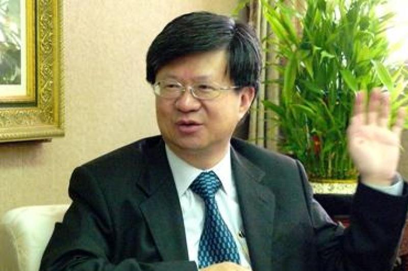 即將就任教育部長的吳思華, 29日舉行記者會表明自己的教育理念。(中評社)