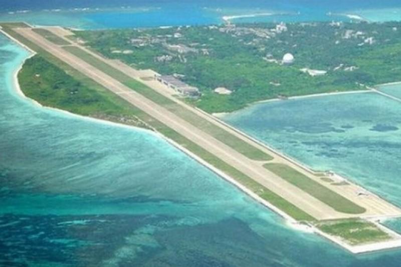 擁有太平島,在南海就有話語權。(取自網路)