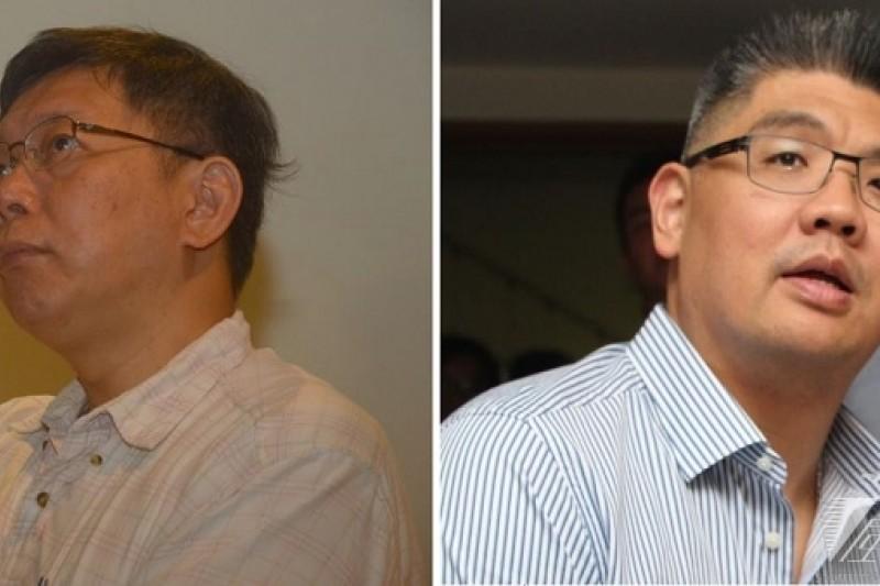 台北市市長選舉中,外界總有習慣用於分析的名詞與觀念,但這些觀念卻未必正確。(風傳媒影像合成)