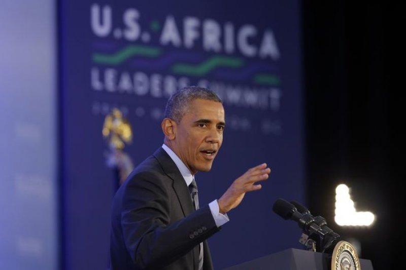 美國歐巴馬政府重新佈局非洲。(美聯社)