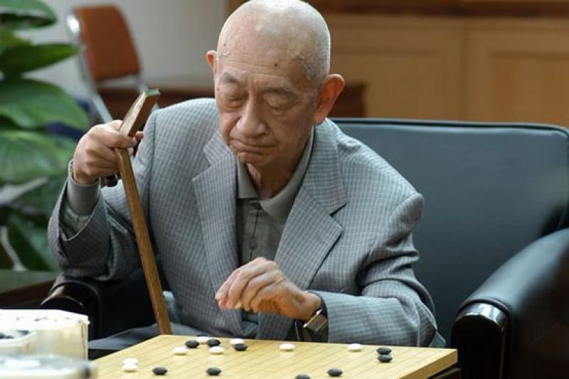 圍棋大師吳清源於11月30日病逝,享壽百歲。(騰訊大家網/CFP供圖)