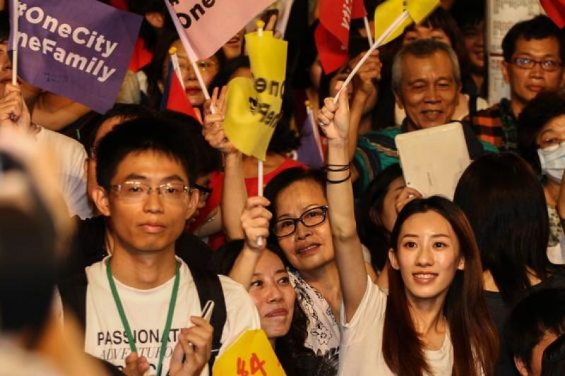 九合一選舉結束,台灣更幸福了嗎?(資料照/葉信菉攝)