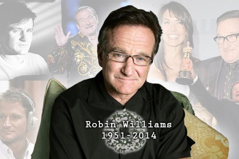 美國影星羅賓威廉斯11日於家中身亡。(製圖:《風傳媒》)