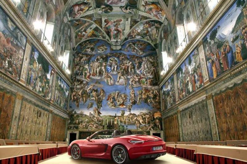 爲了籌募資金,梵蒂岡不介意讓聖堂成為有錢人的休閒場所。(美聯社,風傳媒重組)