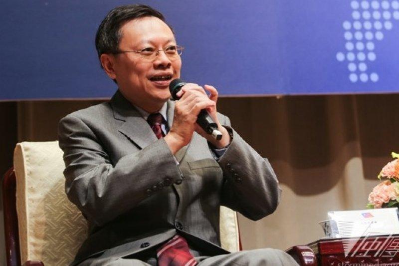 陸委會主委王郁琦以顧問身分參與APEC會議,除將於12日與中國國台辦主任張志軍會晤,還將與北京智庫、台灣駐北京媒體及台灣學生座談。(資料照片,林韶安攝)