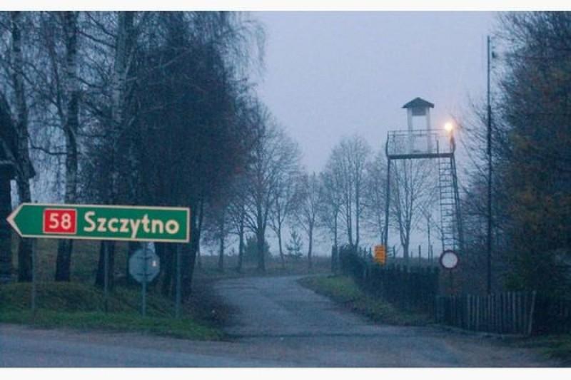 位於波蘭北部林區中的CIA黑牢,代號「石英」。(取自ECHR官網)