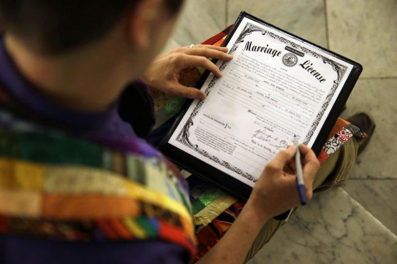 「結婚」是聯合國認可的普世基本人權!(美聯社)