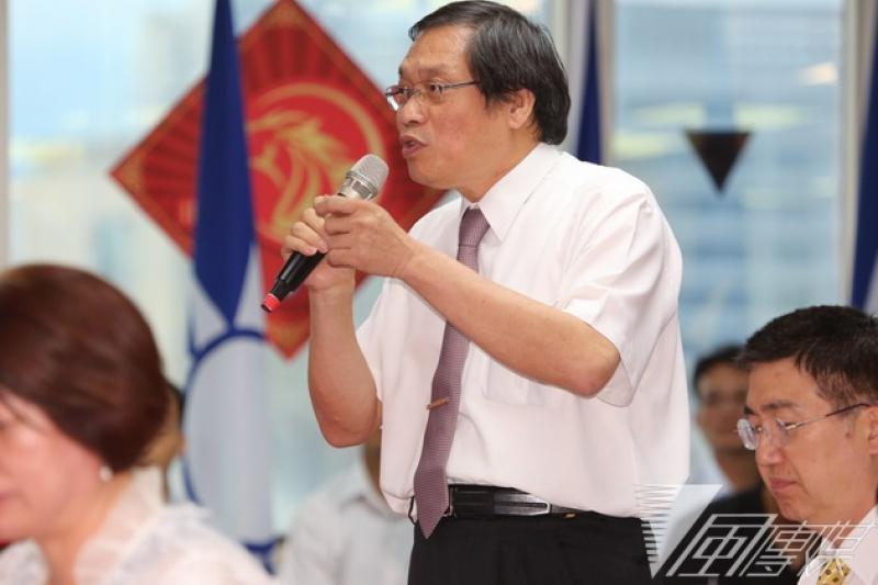 國民黨立委質疑柯P活摘器官,台南市長賴清德認為是踐踏專業、醫界之恥。(資料照片,余志偉攝)