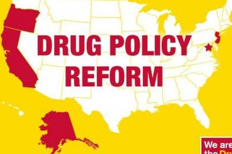美國4州1特區已開放大麻合法,UN稱美國違反公約。(取自推特)