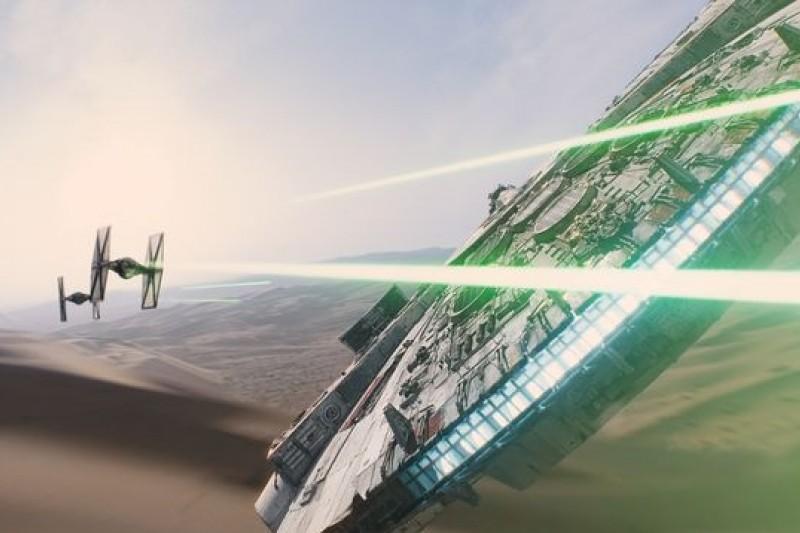 大導演亞伯拉罕的新版《星際大戰》讓全球影迷期待。(美聯社)