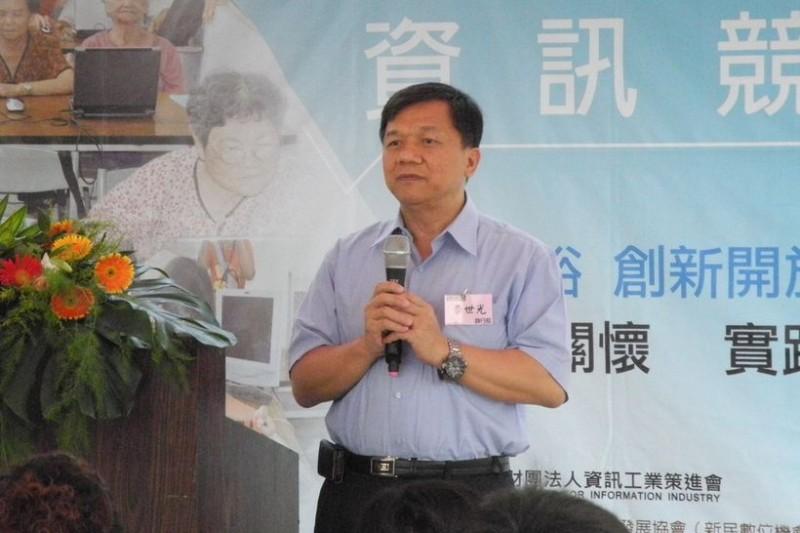 毛治國內閣上任,目前仍懸缺的科技部長一職,可望由台大教授李世光接任。(資策會)