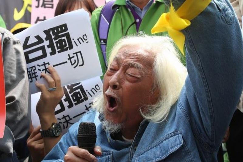 長年是禁書的《台灣人四百年史》雖曾於1999年出中文版,但並未受到應有的重視,該書已經再版,並於8月31日舉行簽書會。(資料照片,吳逸驊攝)