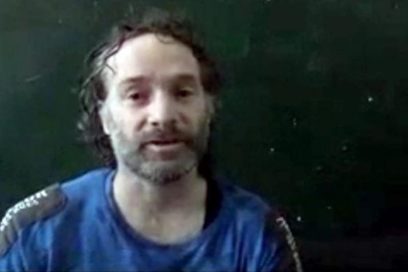 被敘利亞恐怖組織綁架近2年幸運獲釋的美國記者柯提斯(美聯社)