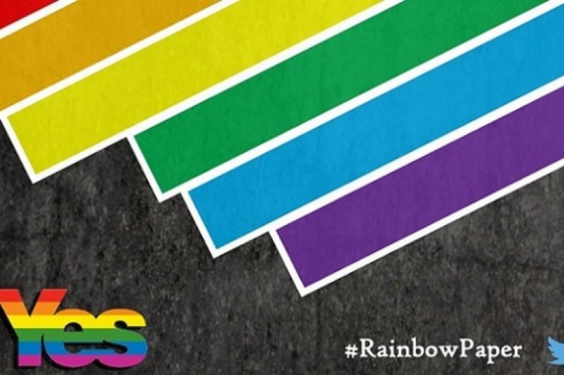 支持獨立的LGBT社群相信獨立蘇格蘭可以進一步保障平權(取自網路)