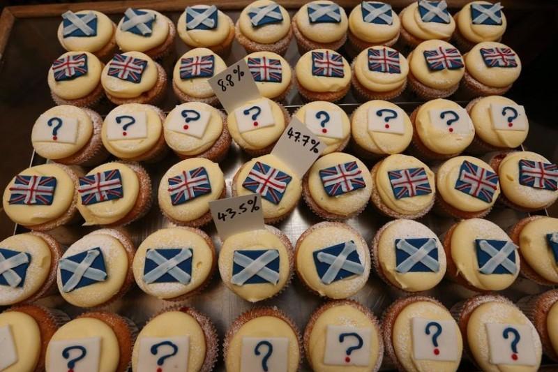 蘇格蘭獨立公投,讓全英國都開始思索所需要的民主制度。(美聯社)